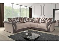 🌈🌈Brand New Shannon 3+2, Corner Sofa Order Same Day For Home Delivery Order Now🌈🌈