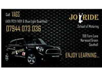 Great New Year deals on driving lesson s Now serving H'slow S'hall & surroundings