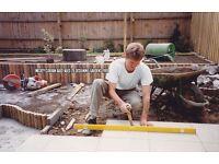 landscape gardener north shields decking fence gate carpenter garden maintenance