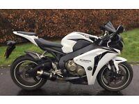 Honda CBR1000RR-8 Fireblade...may take a part exchange