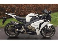 Honda CBR1000RR8...may take a part exchange