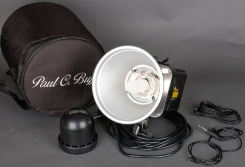 Paul C. Buff Alien Bees B800 Studio Flash  (320WS) - complete, Deal & Tested!