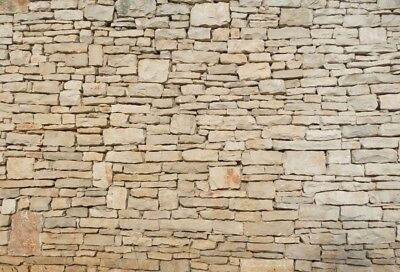 Cut Stone Wall Photography Backgrounds 7x5ft Studio Backdrops Shooting Props - Stone Backdrop