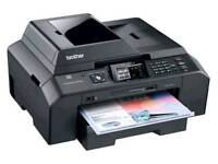 Used, Brother a3 Printer with ink mfc-j6520dw for sale  Manchester