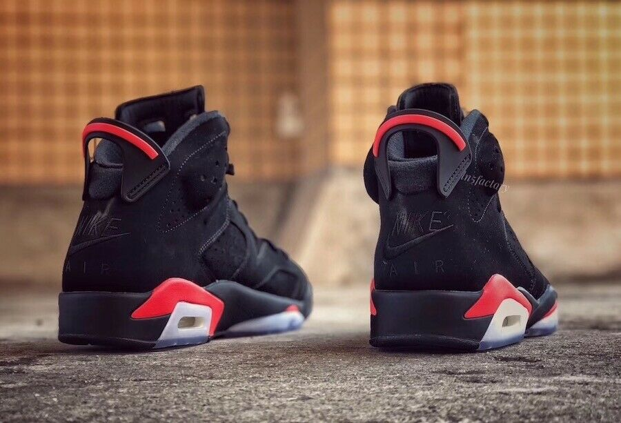 0f2deb47874c Nike air Jordan 6 infrared 2019 7.5