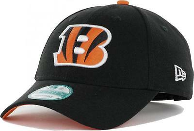 New Era Cincinnati Bengals The League Nfl Velcroback 9forty Cap 940 Adjustable