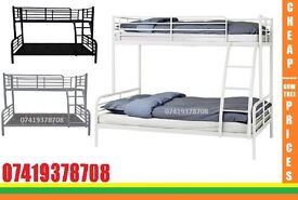 Highly Recommended Splitable Single Metal bunk in 2 single Bed