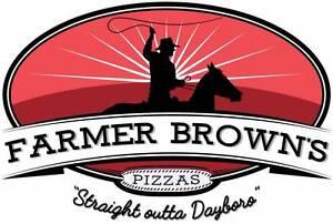 Farmer Brown's Pizzas Mitchelton Brisbane North West Preview