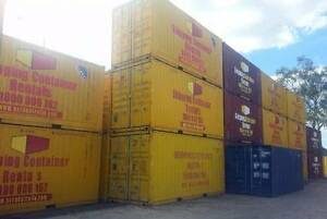 STORAGE in Shipping Containers AVAILABLE At our Depot Darra Brisbane South West Preview