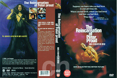 The Reincarnation Of Peter Proud (1974) - J. Lee Thompson  DVD NEW