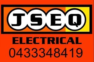 JSEQ Electrician free power point install Waterford West Logan Area Preview