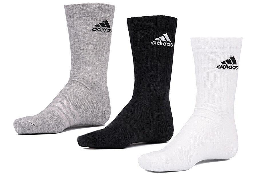 Adidas 3er Pack lange Socken sportsocken