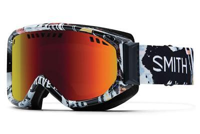 6f5bb877b826 Smith Optics Scope Ripped Goggles (Red Sol X-Mirror  New York Lens   One  Size)