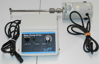 Barnart Mixer 750-0240 With Cole Parmer Gear Pump Drive Controller - Works Great