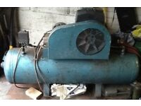 Welded air compressor for sale