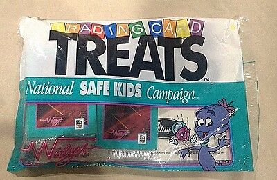Widget Trading Card Treats 1 Package Contains 24 Packages Of 3 Cards Ea 1991 NEW