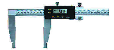 24 600mm Electronic Caliper - Heavy Duty With Fine Adjustment