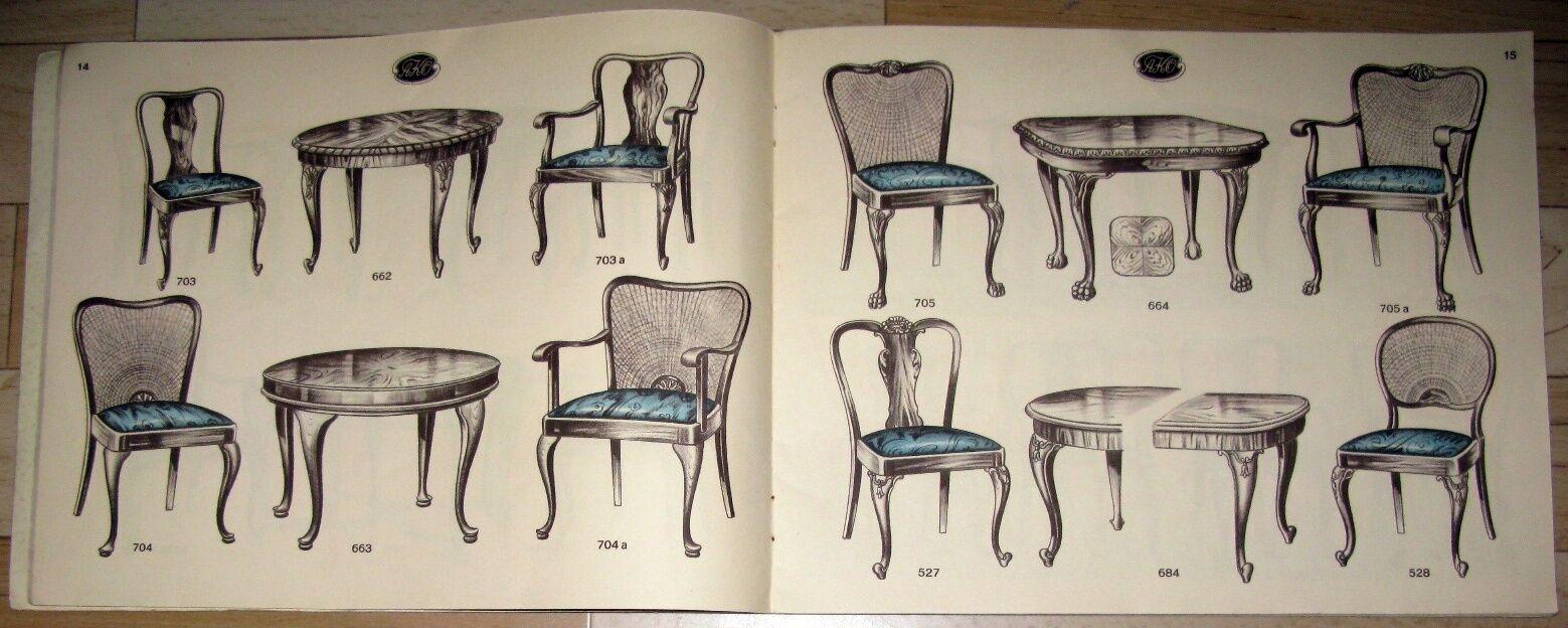k110 Schellack KüHn Telefunken Platten Katalog Neuaufnahmen 7.folge 1951