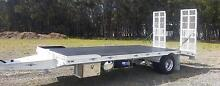 2016 FWR Single Axle Tag Trailer Cleveland Redland Area Preview