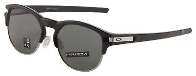 Oakley Latch Key M Sunglasses OO9394-0152 Matte Black | Prizm Grey Lens | BNIB
