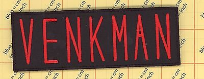 VENKMAN GHOSTBUSTERS NAME TAG MORALE HOOK AND LOOP MOVIE HALLOWEEN 5X2 INCHES