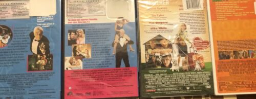 Lot Of 4 Dvd Movies - $7.00