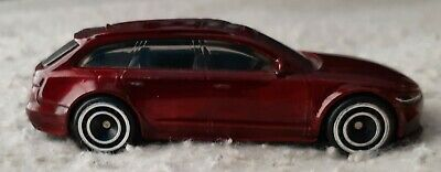 2018 Hot Wheels SUPER TREASURE HUNT '17 Audi RS 6 AVANT / Loose / Mint