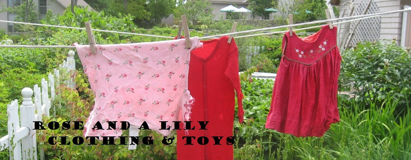 Rose & A Lily Clothing and Toys