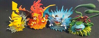 Pokemon XY TCG Figure Lot - 20th Anniversary Generations Charizard,...