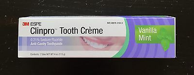 3m Espe Clinpro Anti Cavity Vanilla Mint Tooth Creme Toothpaste