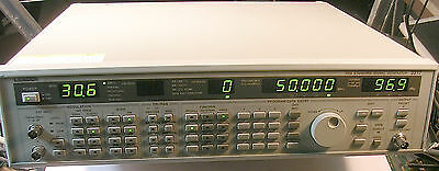 Leader 3217 Rds Standard Signal Generator Tested
