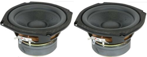 """NEW Pair (2) 5.25"""" inch Replacement for Bose speaker woofer drivers 400w 8 ohm"""