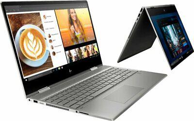 "HP Envy 15M x360 i7-10510u 1.8GHz 512GB SSD + 32GB 12GB 15.6"" FHD Touch W10H 90D"