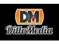 Social media company (Free Month for social media)