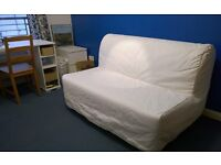 Sofa bed and mattress IKEA immaculate condition £80 o.n.o. from spare room, hardly used