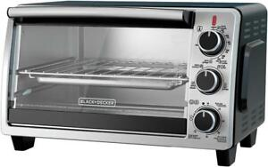 BLACK AND DECKER TOASTER / CONVECTION OVEN -- COMPARE AMAZING SURPLUS PRICES!