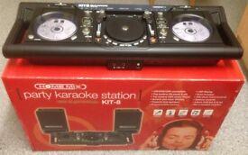 Party Karaoke Station (HomeMix) new generation KIT-8 REDUCED