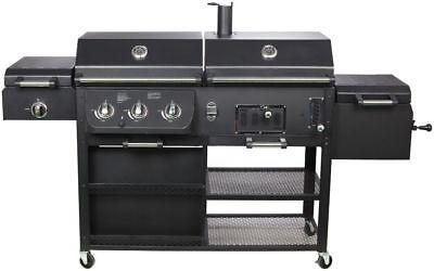 El Fuego Rauchfreier Holzkohlegrill Test : ᐅ smoker grill test jetzt erfahrungs testberichte