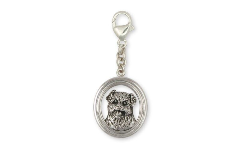 Norfolk Terrier Zipper Pull Jewelry Sterling Silver Norfolk Terrier Charms And N