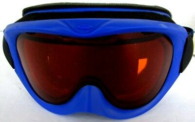 Smith Sport Optic Ski Goggle Junior Series Fog-X Anti-Fog Technology Blue Age 6+ Junior Ski Goggle