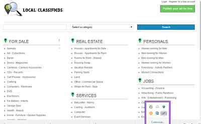 Fantastic Classified Website Free Installation Hosting
