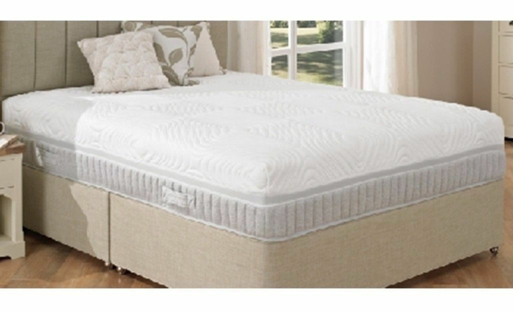 New Hestia Super King Size Memory Foam Mattress Can Deliver Collection Welcome