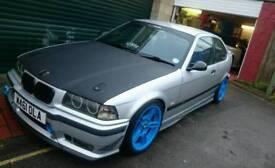 BMW E36 318TI COMPACT SPORT MODIFIED