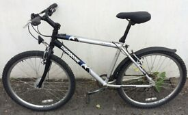Mongoose Rockadile Bicycle with new Shimano brakes for sale