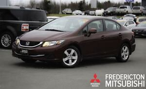 2013 Honda Civic LX! HEATED SEATS! ONLY $60/WK TAX INC. $0 DOWN!