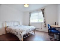 Large Double Bedroom in Shared House - ALL BILLS AND WIFI INCLUDESD