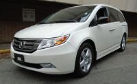 2012 Honda Odyssey Touring (FALL SALE IS ON)