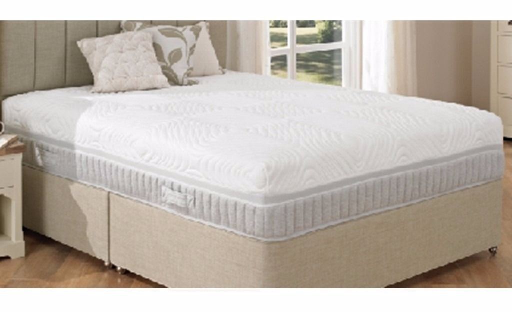 New Hestia Super King Size High quality British made Memory Foam Mattress **CAN DELIVER**