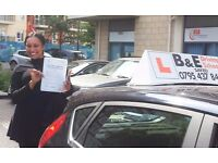 BnE Driving School in North London