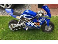 Razor Pocket Rocket Electric Ride-On Motorbike